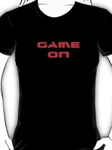 Game Over - Game On - Computer T-Shirt T-Shirt
