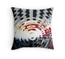 reflections of 1986 Throw Pillow