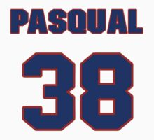 National baseball player Pasqual Coco jersey 38 by imsport