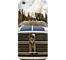 Dodge iPhone Case/Skin