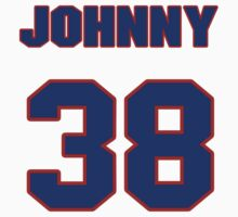 National baseball player Johnny Hopp jersey 38 by imsport