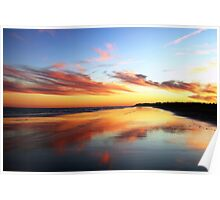 Majestic Reflections Poster