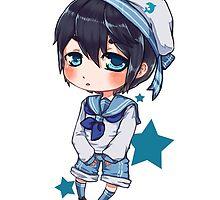 Sailor Haru by yokokins