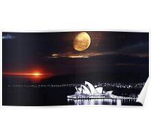 Sydney 3020 New World Order  Poster