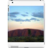 Uluru Sunrise iPad Case/Skin