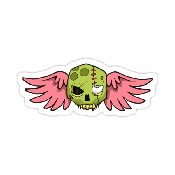 zombie angel by curua