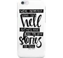 Frank Turner - The Ballad of Me and My Friends iPhone Case/Skin