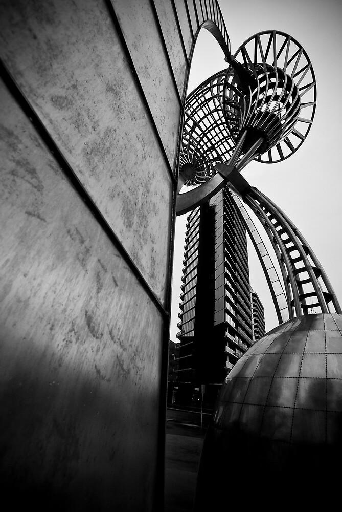 Docklands Sculpture by Paul Louis Villani