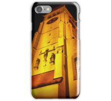Church at night iPhone Case/Skin