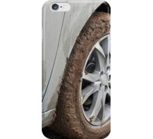 end of the off-road iPhone Case/Skin