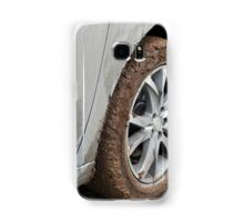 end of the off-road Samsung Galaxy Case/Skin