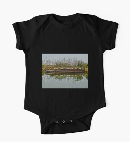 Barge HDR One Piece - Short Sleeve