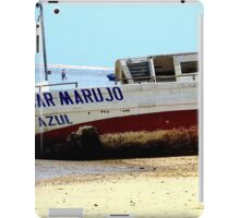 Snack Bar Mozambique iPad Case/Skin
