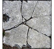 Aviero's Broken Tiles III Photographic Print