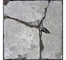 Aveiro's Broken Tiles IV Photographic Print