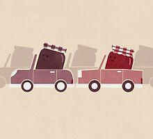 Traffic Jam by Teo Zirinis