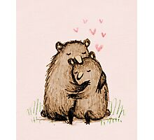Bearlentines Photographic Print