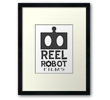 Reel Robot Films logo Framed Print