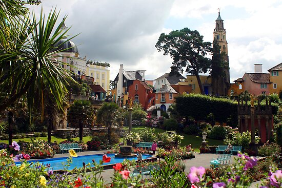 Portmeirion by philwells