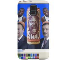 New and improved Shaq™ Soda™ Samsung Galaxy Case/Skin