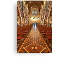 Christchurch Cathedral 1 Canvas Print