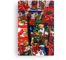 Christmas Gifts (2) Canvas Print