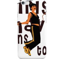 Girls Have Guns Too  iPhone Case/Skin