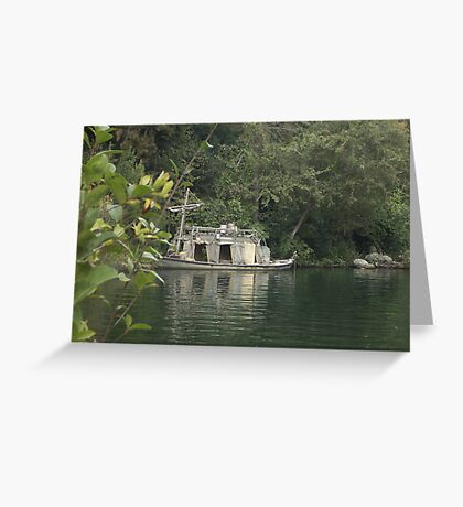 Tom Sawyer Greeting Card