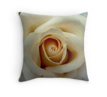 Untouched Beauty Throw Pillow