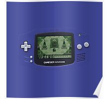 Classic Gameboy Poster