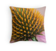 I am on Pins and Needles Throw Pillow