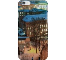 Winter Vinnitsa 12 iPhone Case/Skin