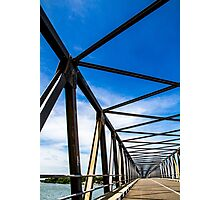 Bridge Niliveli Sri Lanka Photographic Print