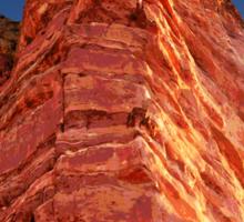 Red Rocks Colorado Sticker