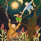 The Sun & Moon: Korean Folk Tale by Ujean1974