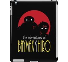 The Adventures of Two Heroes iPad Case/Skin