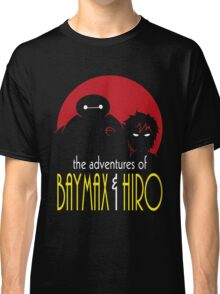 The Adventures of Two Heroes Classic T-Shirt