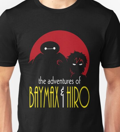 The Adventures of Two Heroes Unisex T-Shirt