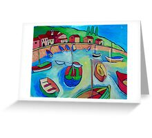 SORRENTO - ITALY Greeting Card