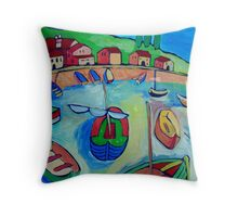 SORRENTO - ITALY Throw Pillow