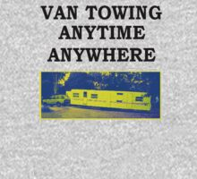 van towing  by Virginia McGowan