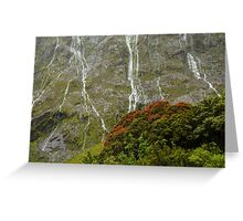 Tears of the Earth Greeting Card