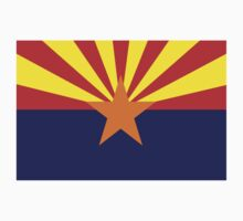 arizona state flag Kids Clothes