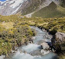Mountain Water by Bruce Reardon