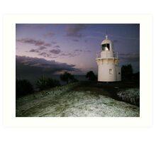 Fingal Lighthouse Art Print