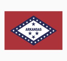 arkansas state flag Kids Clothes