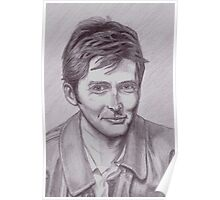 David Tennant  tenth Doctor Poster