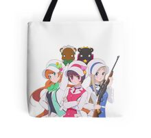 Love Bullet Tote Bag