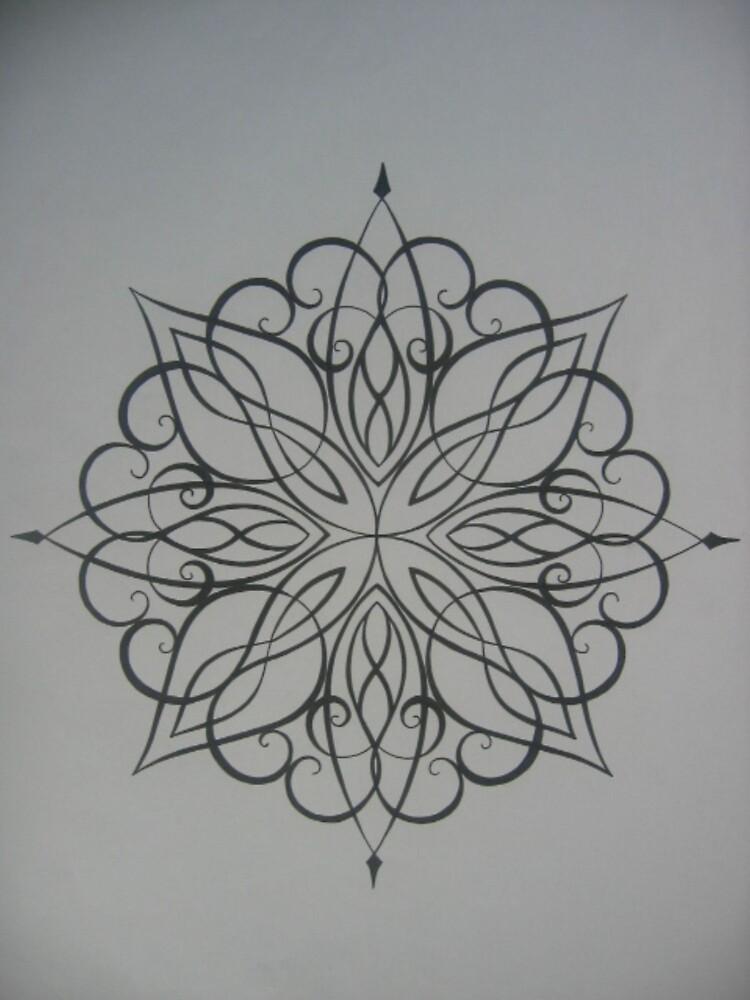Mandala by mistresskelly