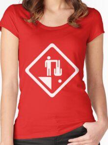 Bloop Women's Fitted Scoop T-Shirt